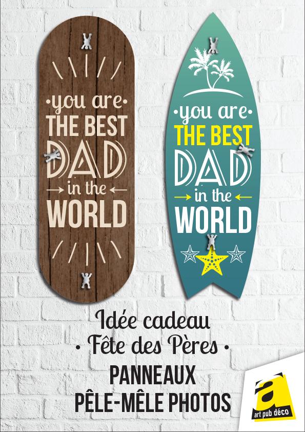 Idée cadeau Fête des Pères